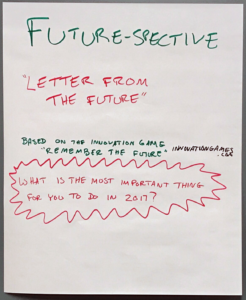 End A Letter With Love.With Love From Your Awesome Future Self Richard