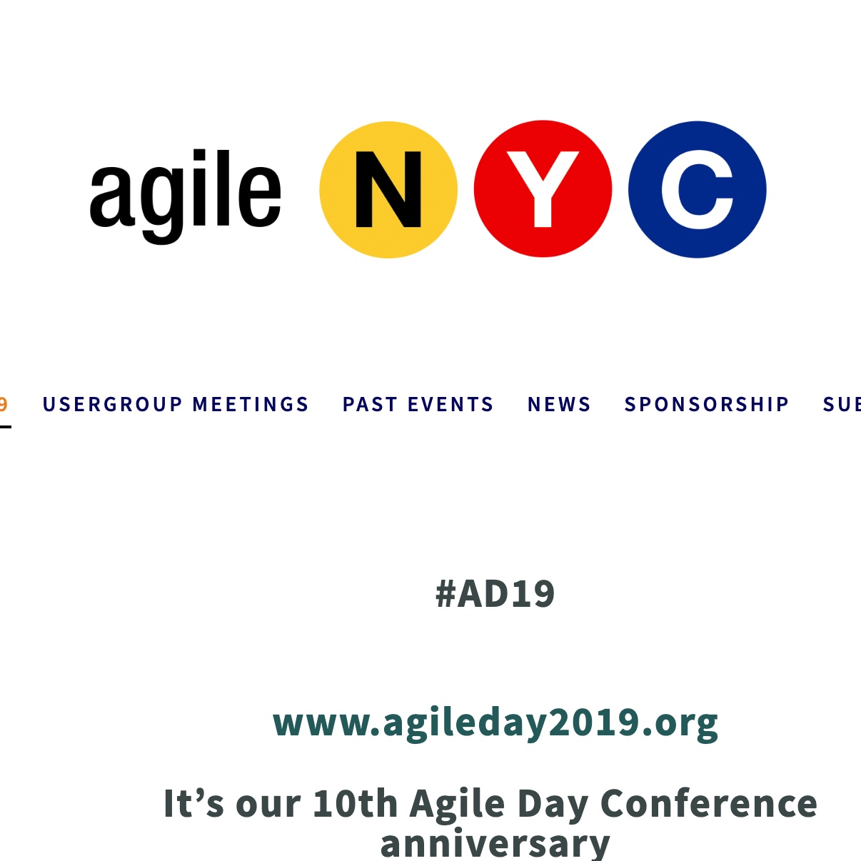 Agile Day NYC 2019