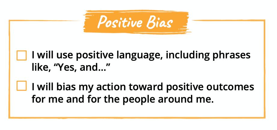 Positive Bias