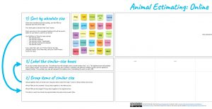 Animal Estimating: Online